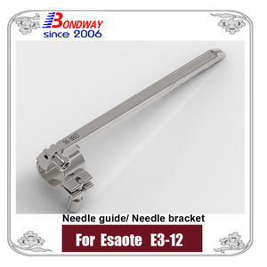biopsy needle bracket, needle guide bracket for Esaote transducer E3-12