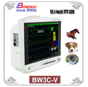 Multiparameter veterinary monitor, veterinary monitoring system from China