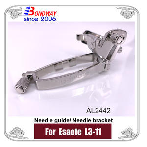 biopsy needle bracket, needle guide for Esaote transducer L3-11 AL2442