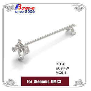 Siemens biopsy needle guide for transducer 9MC3 9EC4 EC9-4W MC9-4