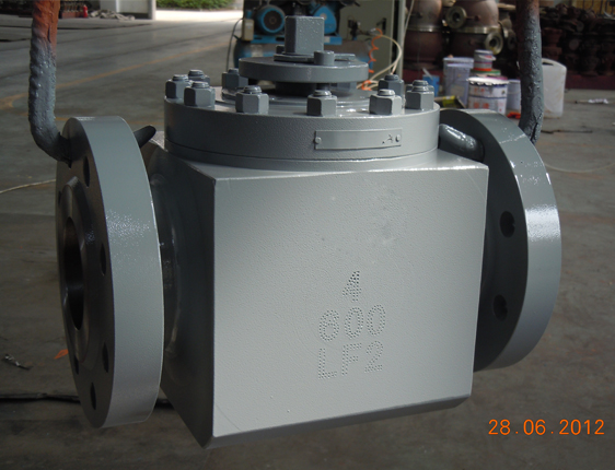 forged ball valve for high pressure