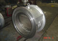 Wafer Dual Disc Check Valve