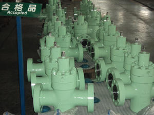 Custom made API  6A  Gate Valve, Trunnion Ball Valve,API 6A FC  slab gate valve manufacturer