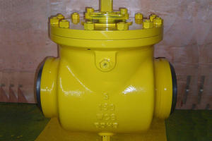 China customize Top entry ball valve manufactuer supplier