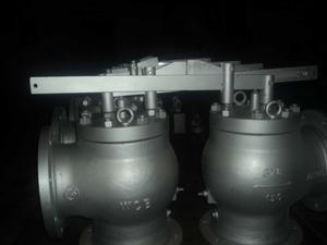 Pilot Operated Pressure Relief Valves