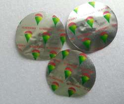 aluminum foil sealing  foil lid sealing  heat seal aluminum foil heat seal foil lids aluminum foil seal aluminium foil seal