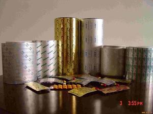 Aluminum Foil For Drug Blister Packing