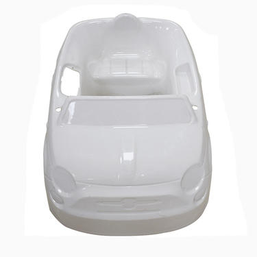custom design large thermoforming polycarbonate plastic toy car