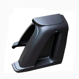 custom-made professional vacuum formed plastic car accessory car part factory