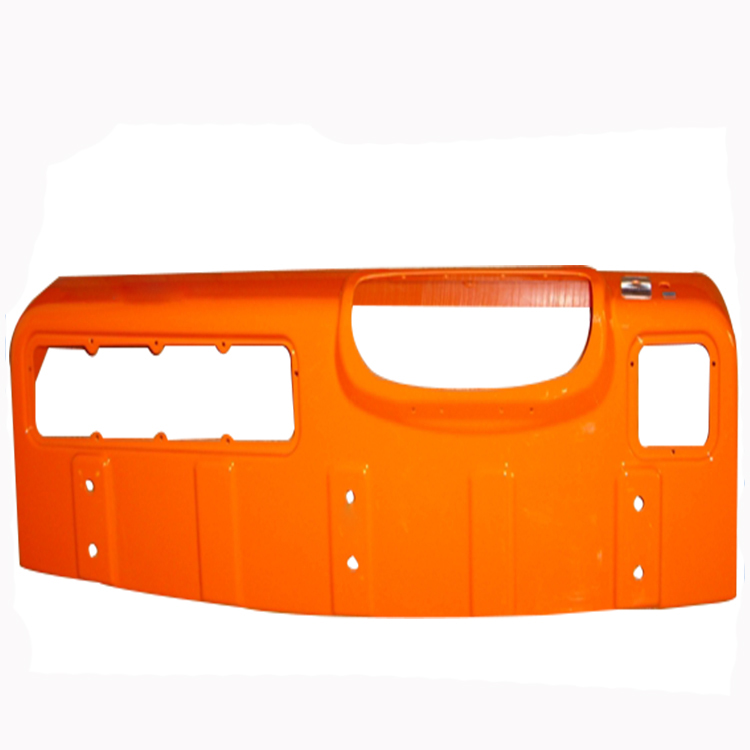 custom thermoforming plastic vehicle cab parts