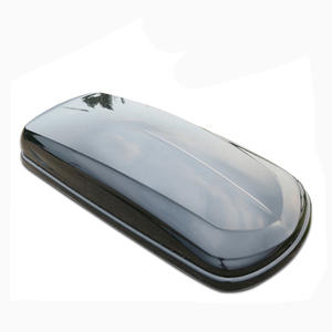 Hot sale vacuum forming custom plastic car box roof manufacturers