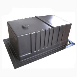 Custom Large ABS Vacuum forming plastic container supplier