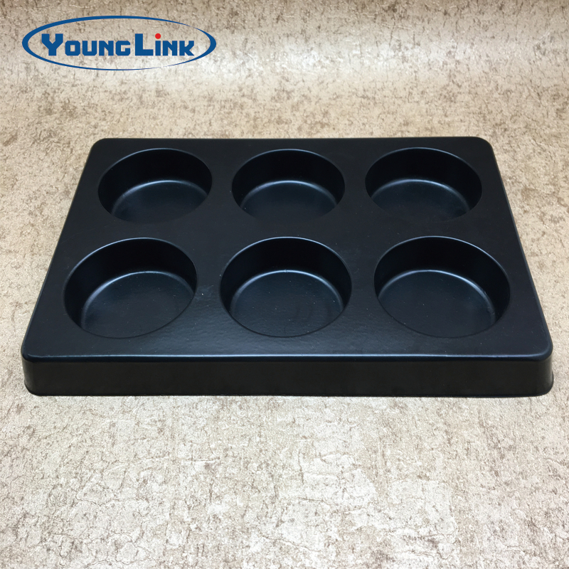 High qualtity Custom Plastic PVC PET blister tray