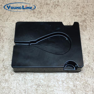 China Custom Black pvc blister electronic tray manufacturers
