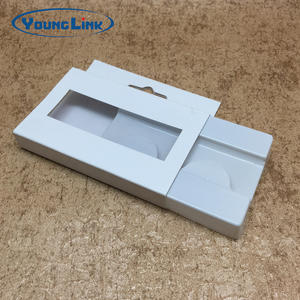 Custom cheap white PVC eyelash blister tray manufacturers