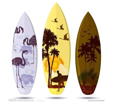 Professional Durable ABS Materials Vacuum Forming Surfboard