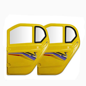 OEM Customized Thick Plastic Thermoformed Auto Parts Car Door manufacturers
