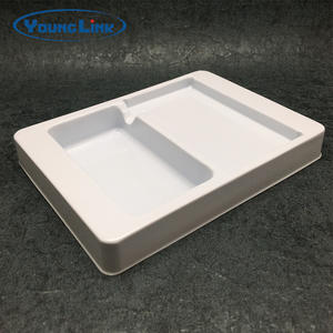 wholesale China PVC PS PET vacuum formed trays with good price