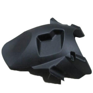 Custom Thermoforming black plastic car part suppliers