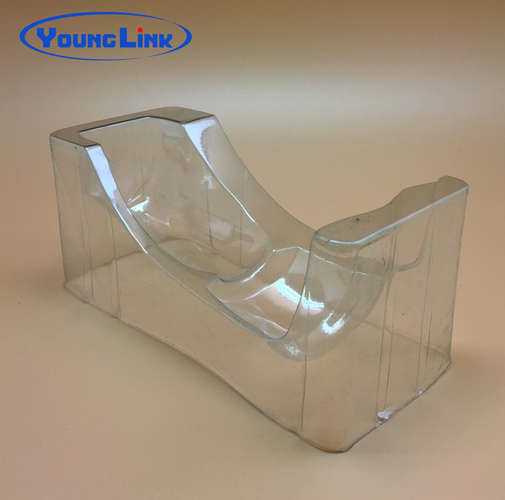 Custom blister PVC PET clear tray factory