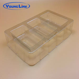 wholesale  Personalization transparent pvc blister pack tray suppliers