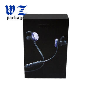 High Quality Mini Bluetooth Headset Gift Packaging Paper Box Factory