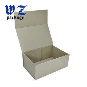 Wholesale Custom Printing Paper Foldable Wedding Dress Box