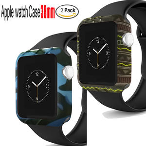 Apple Watch Case 38mm- Band Cases Screen Protecotr Cover For 38mm Series 1 Series 2 Apple Watch