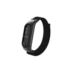 Nylon Xiaomi Watch Bands with Metal Case Xiaomi Mi Band 2 with Magic Sticker