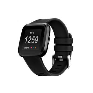 Pure Color Replacement Silicone Fitbit Watch Bands for Fitbit Versa