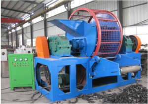 China Tyre shredder manufacturer