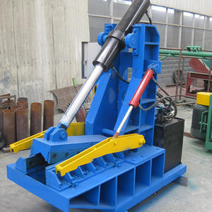 China waste tire cutting machine supplier