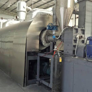 China Waste oil sludge pyrolysis machine manufacturer