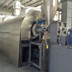 Waste oil sludge pyrolysis machine