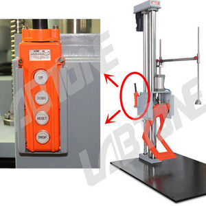 IEC68-2-27 Drop Test Machine For Lab Product Drop Test Can Perform Surfaces Corner And Edge Drop