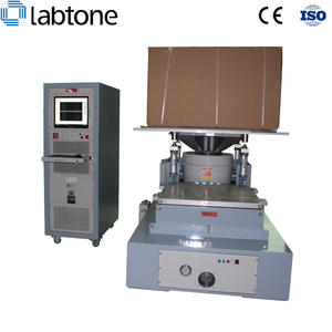 1KN Electromagnetic Vibration Shaker Table For Big Package Shake Testing