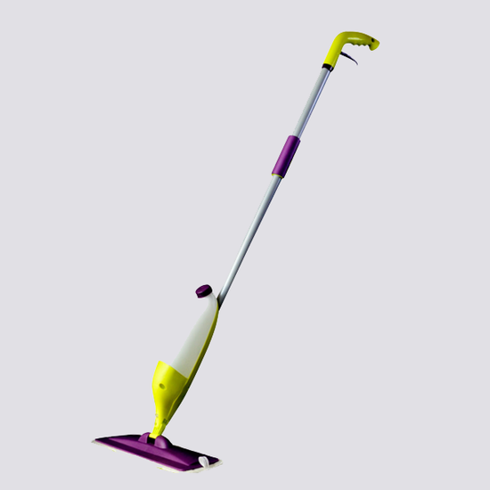 lazy cleaning flat mops with bottle spray mop for floor cleaning