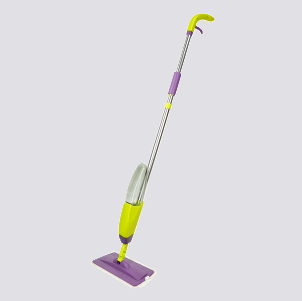 household single hand operated spray mop for floor cleaning