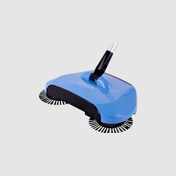 360 degree rotate easy home hand push sweeper for floor cheaning
