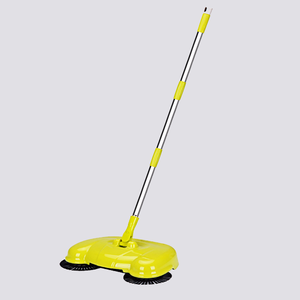 new design hand push sweeper, auto-floor cleaning sweeper price