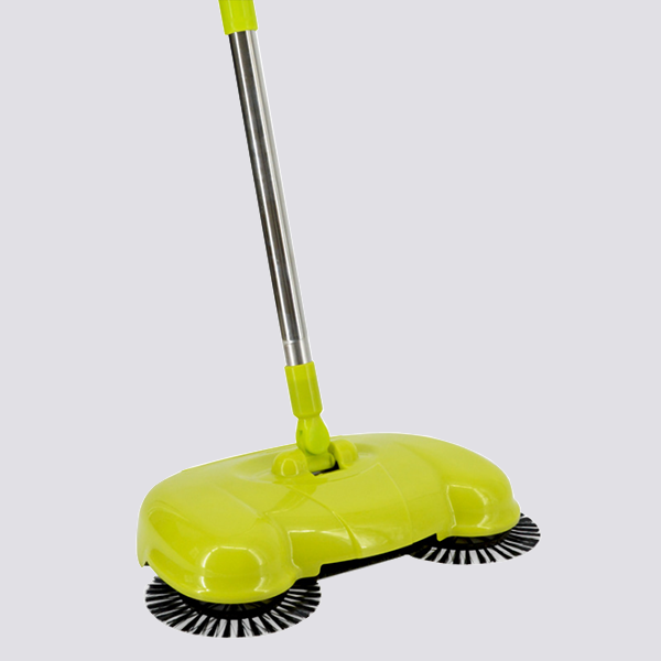 Auto-Floor Cleaner hand push sweeper and home Sweeper No Power Needed