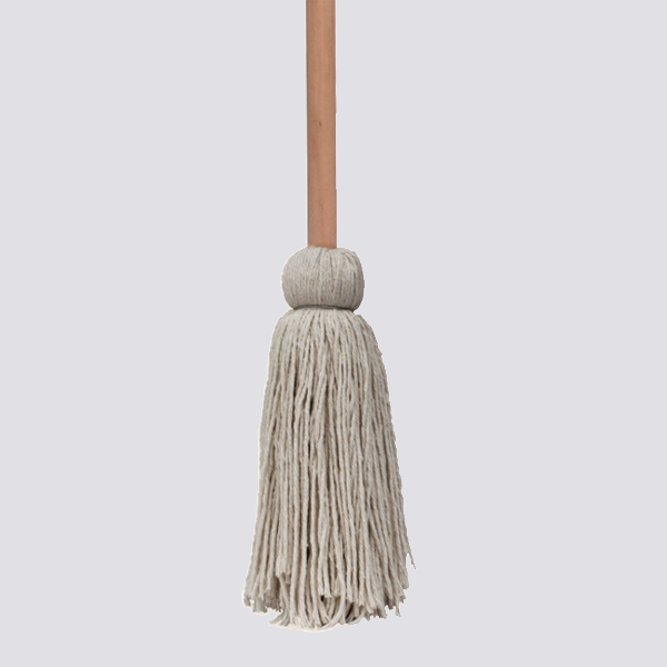cotton yarn mop head for floor cleaning wares