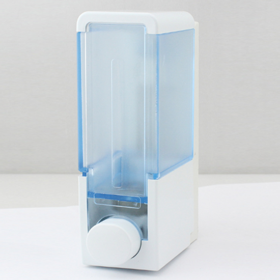 plastic hand push liquid soap dispenser for hands Sanitary cleaning