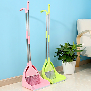 broom and dustpan set,plastic broom and dustpan set,broom&dustpan set