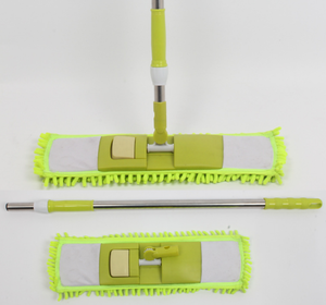 chenille flat mop, foldable flat mop, floor cleaning mop,cleaning tools