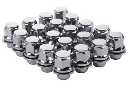 14X1.5 spline lug nuts
