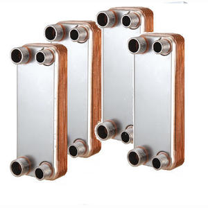 China competitive Brazed Plate Heat Exchanger wholesaler