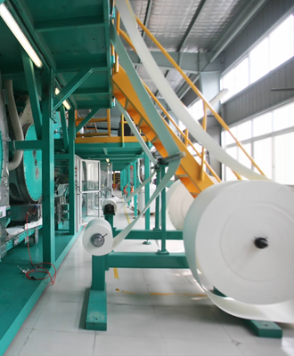 Papermaking Industry