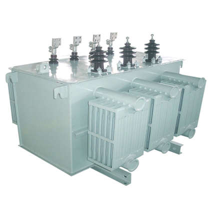Amorphous alloy transformer