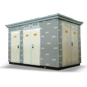 China Prefabricated substation supplier,high voltage substation